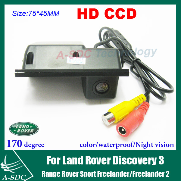 Sold Land Rover Discovery 3 Discov: CCD HD Car Rear View Backup Camera For Land Rover