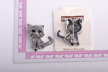 Little Cat Brooches Pin Up