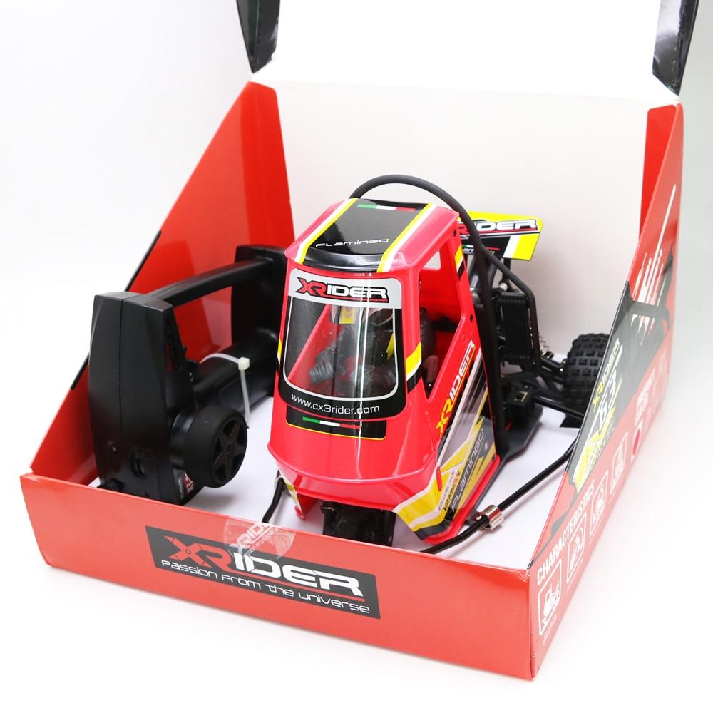 RC Car Remote Control Car 2.4G X-Rider 1/8 Piaggio Ape 1:8 2WD Kids Battery Powered Drift Cars RTR | Happy Baby Mama