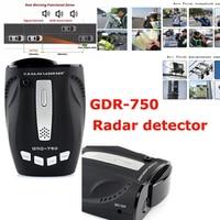 360 Degree Detection Car Radar Detector Voice Alert Car Speed Alarm System VG 2 Immunity City/Highway Model detector GDR 750