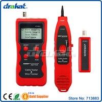 RJ45 RJ11 BNC USB Telecom Cable Fault Locator
