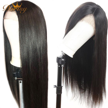 Lace Front Human Hair Wigs Silk Top Wig Dorisy Non Remy Straight