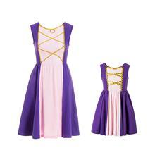 Женский классический костюм Рапунцель; платье принцессы Рапунцель для взрослых; женское платье для костюмированной вечеринки; Фиолетовое Женское платье для костюмированной вечеринки на Хэллоуин; парадное платье