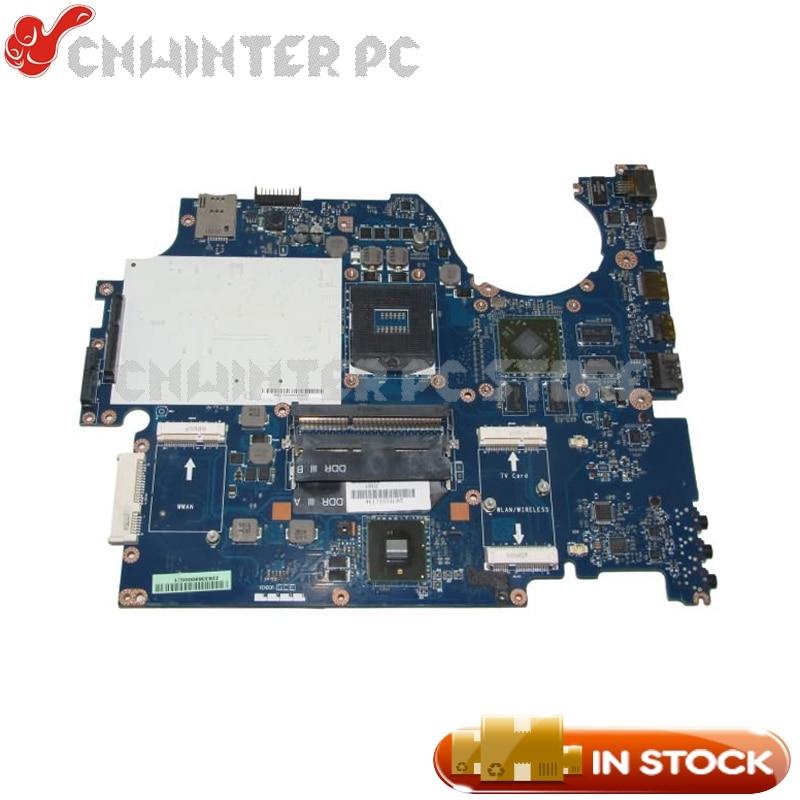 NOKOTION NAT01 LA-5153P CN-0J507P 0J507P MAIN BOARD For Dell Studio 17 1747 Laptop Motherboard PM55 DDR3 HD4650 GPU nokotion brand new qcl00 la 8241p cn 06d5dg 06d5dg 6d5dg for dell inspiron 15r 5520 laptop motherboard hd7670m 1gb graphics