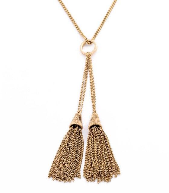 Favori Femmes mode collier marque bijoux accessoires de luxe magnifique  QK49
