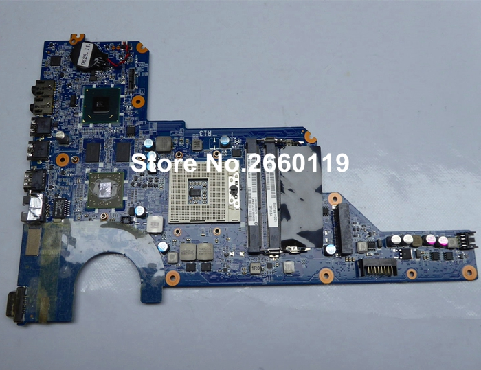 laptop motherboard for HP 650199-001 DA0R13MB6E1 system mainboard, fully tested laptop motherboard for hp 679814 001 15 3000 system mainboard fully tested and working well