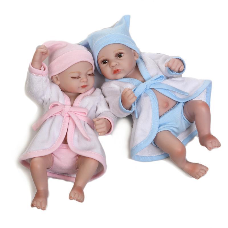 Babypuppen & Zubehör Zwillinge Baby Puppe Junge Sonstige Babypuppen