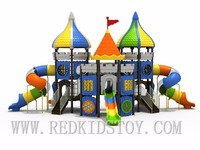 Exported to US Door to Door Service TUV Approved Outdoor Park Playground for Kids W-10928