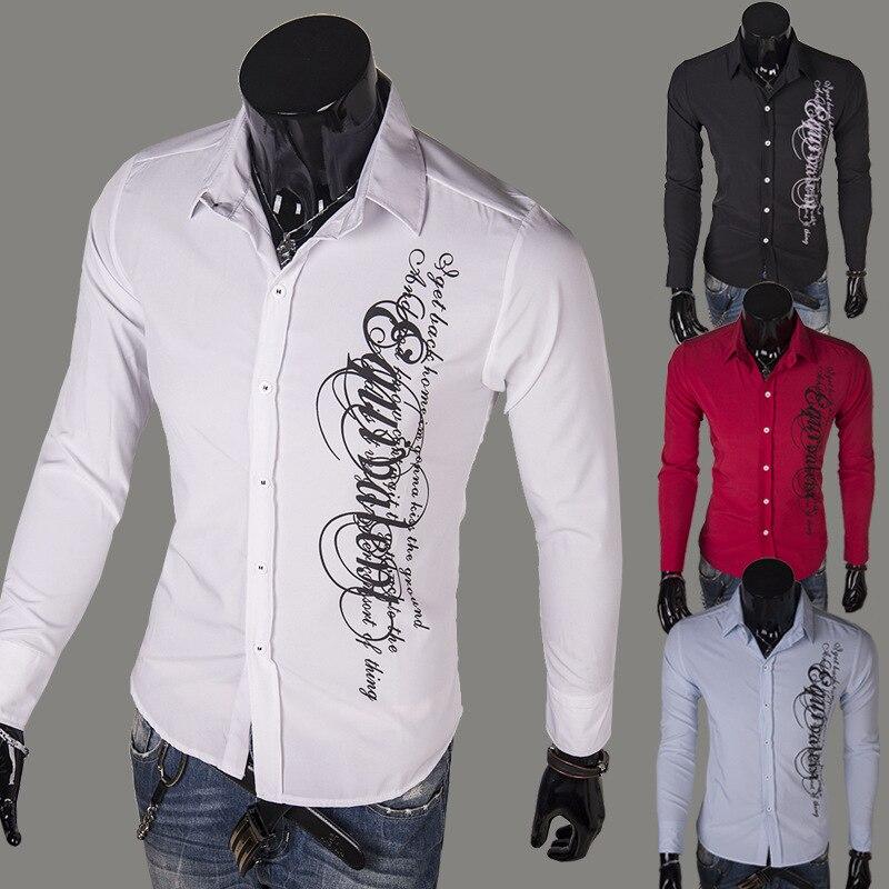 2015 Promotion Casual Shirts Full Ebay Men's Clothing Wholesale 14 ...