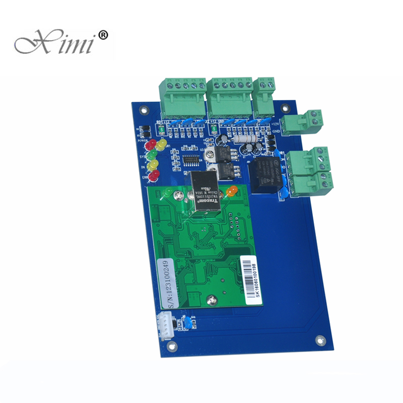 Qualified Free Shipping Tcp/ip One Door Access Control Board Wiegand Access Control Panel Smart Card Door Access Control System L01 Access Control Kits