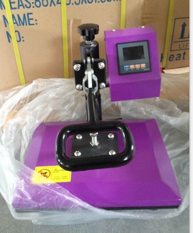sock heat press machine,vevor heat press machine,rubber heat press machine 1 pcs 38x38cm small heat press machine hp230a