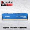 Kingston RAMS HyperX FURY Blue Series Memory desktop DDR3 240-Pin 1866MHz 8GB