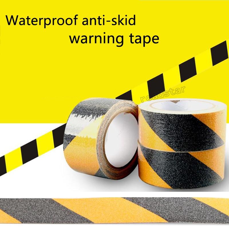 Heißer Verkauf width25mm rutschfestes Sicherheitsband der Oberflächenrauheit geben Verschiffen frei