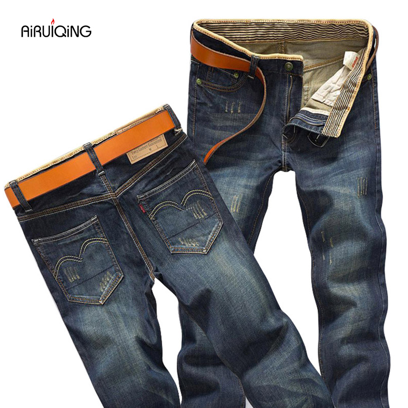 new denim jeans y free shipping men 39 s fashion jeans pants plus size autumn men jeans pants. Black Bedroom Furniture Sets. Home Design Ideas