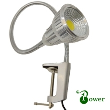 10W TABLE CLAMP LED GOOSENECK LIGHT