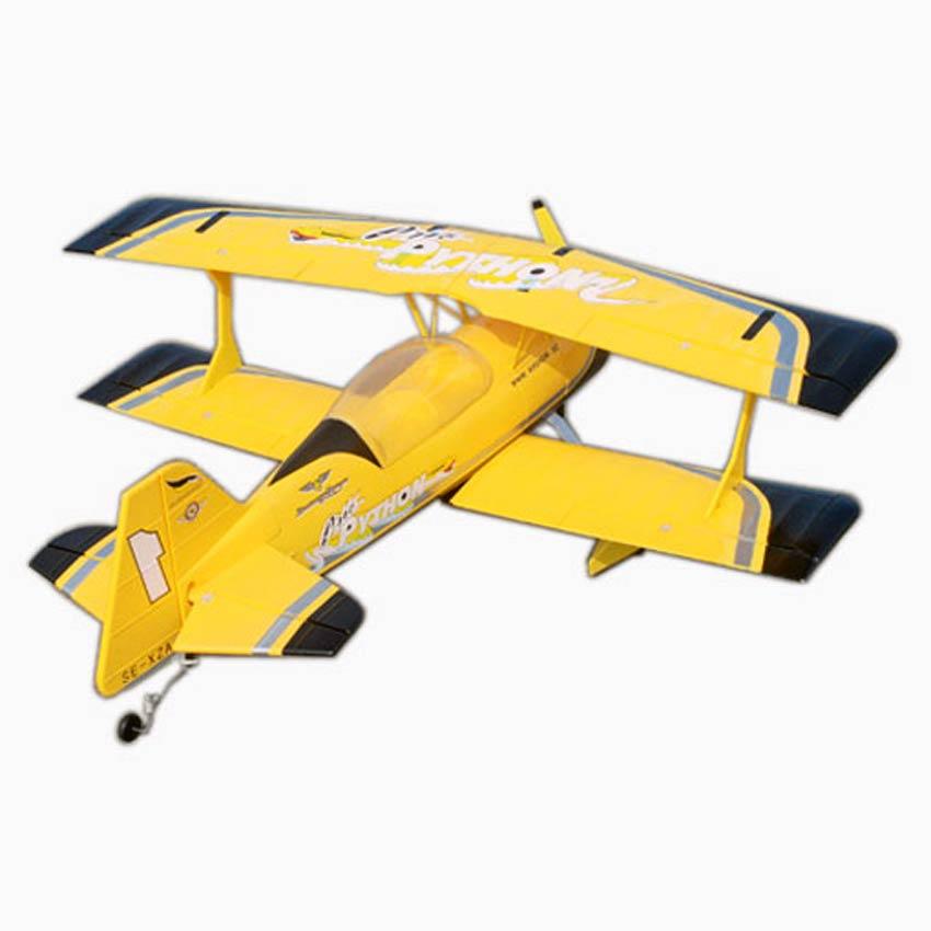 Sonic Model Pitts Python EPO 1400mm PNP wholesale price RC