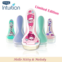 1 Holder 3 Cartridges Original Intuition Lady Shaver Manual Razor Women Advanced Moisture Hydratation Amelioree In