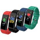 ①  BOX-W 115puls цветной экран умный браслет мониторинг сердечного ритма кровяное давление сна водонепр ✔