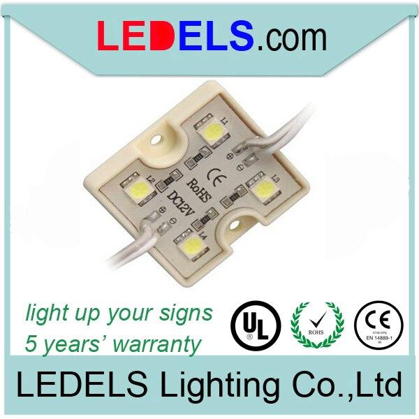 0.96 Вт 12 В 92lm светодиоды для объемных букв питания знак