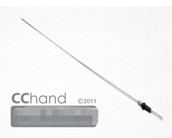 CChand Tamiya TAMIYA 1:10 Hilux Hynix. Boars. RC4WD TF2 metal antenna simulation RC car toys(China)