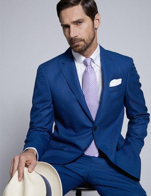 Ternos Masculinos Men Office Wear Slim