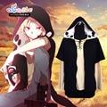New Anime MekakuCity Actors Kagerou Project Kano Shuuya Hoodie Jacket Tshirt Cosplay Costumes