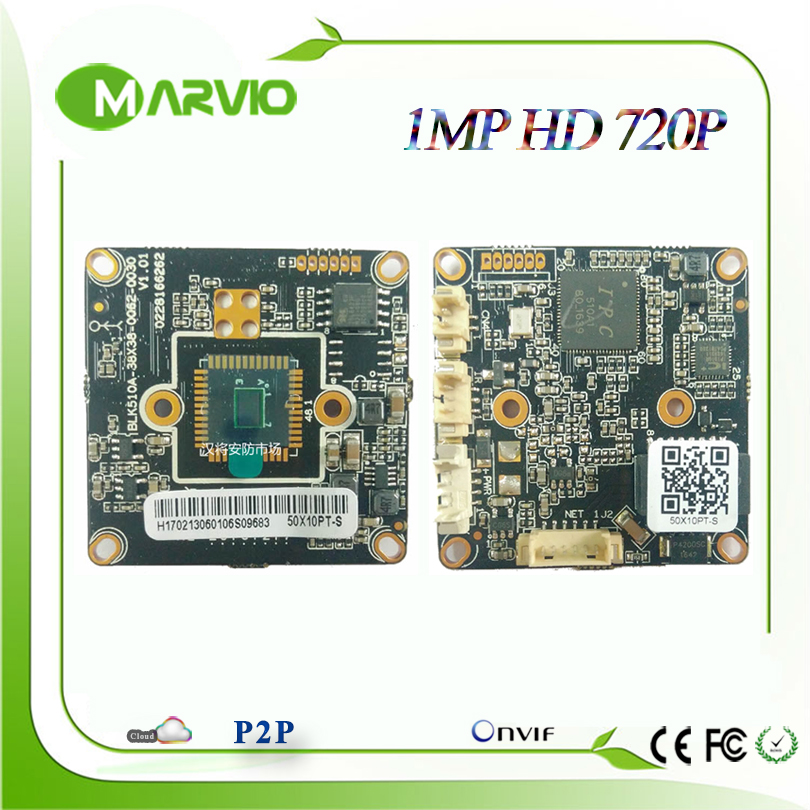 1MP Million Pixel 720P HD Network IP Camera board Modules DIY Your CCTV Video Surveillan ...