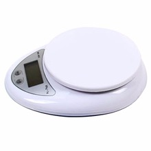 Digital Kitchen Electronic Weight Balance 5Kg x 1g