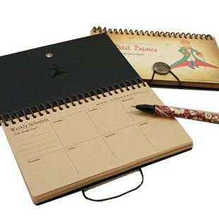 FREESHIPPING Europe notebook. The little prince restoring ancient ways
