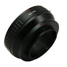 Адаптер для Minolta MD/MC Объектив возможность Fujifilm X-Pro1 Fuji X Mount 1 Переходное Кольцо для Объектива