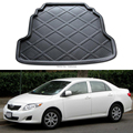 1 Piece Black car Rear Boot Pad Cargo Mat Trunk Liner Tray fit for Toyota Corolla 2009-2013