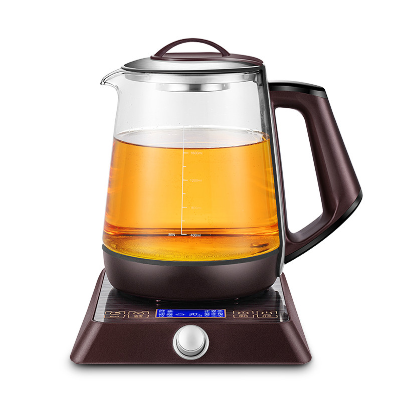 Electric kettle The raised pot fully automatic and thickened glass raises the teapot large capacity of medicine health raising pot is fully automatic and thickened glass