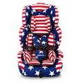 Alta Qualidade Do Bebê Do Assento de Carro da Segurança da Criança Cadeira Auto Protecção Crianças Assento 9M-12Y Auto Bebê Assentos de Segurança Do Carro/Cadeira