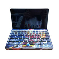 Fashion Laptop Skins For 7 Inch Laptop GPD Pocket For GPD Pocket Laptop Skins Protector Keyboard