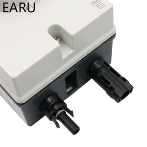 Image 5 - Free Shipping High Quality Solar System 1000VDC 32A PV DC Isolator Switch With Connector
