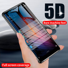 ZNP 5D Screen Protector Tempered Glass For Xiaomi Redmi Note 7 5 Pro Redmi 4X 7A 7 6 Protective Glass For Redmi 5 Plus k20 Film(China)
