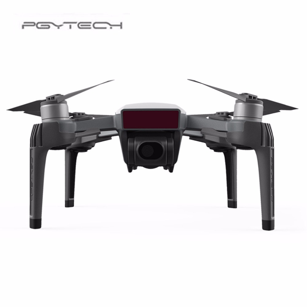 PGYTECH New Arrival Increased Shock Absorber Extended Landing Gear For DJI Spark Drone Accessories