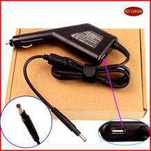 19.5V 3.33A 65W Laptop Car DC Adapter Charger + USB(5V 2A) for HP Envy TouchSmart 13-1000 14t-3100 4-1195ca 6T-1000