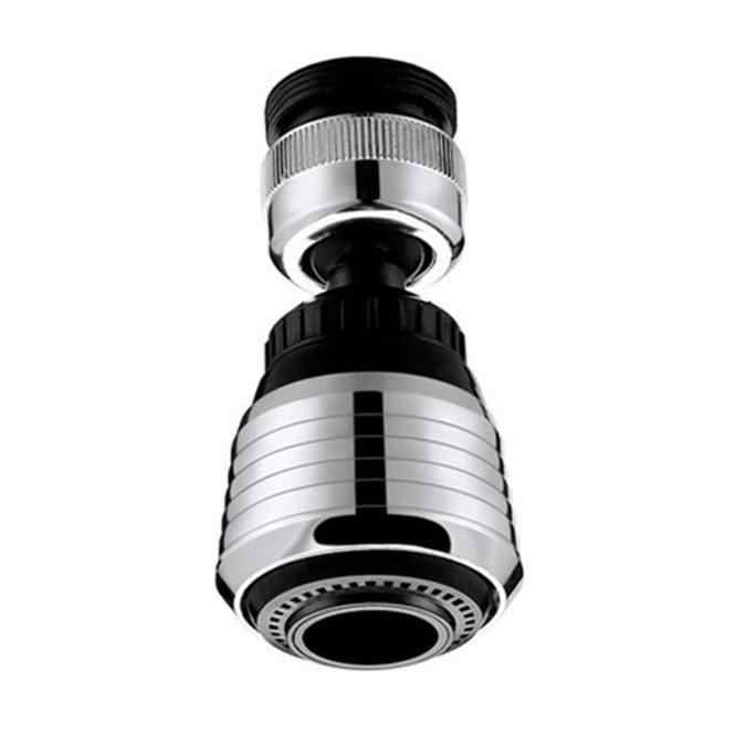 Kitchen Fixture 360 Rotate Water Saving Tap Faucet Accessories Swivel Faucet Water Filter Adapter Aerator Diffuser Faucet Nozzle