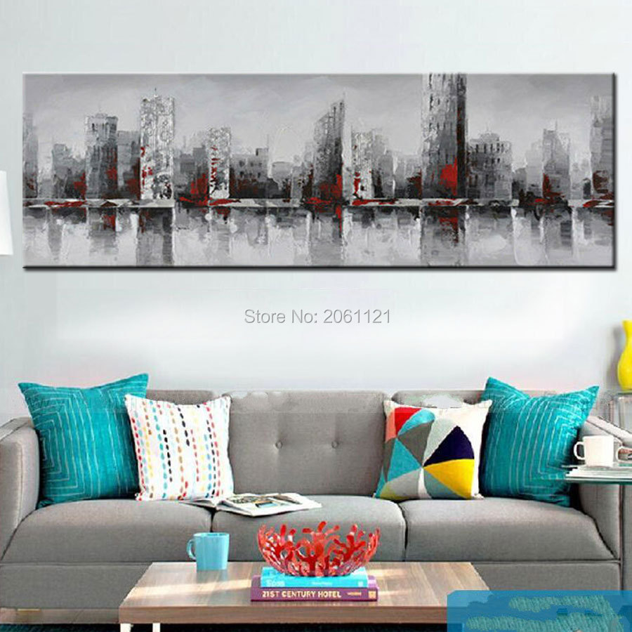 ζωγραφισμένο στο χέρι τεράστια - Διακόσμηση σπιτιού - Φωτογραφία 3