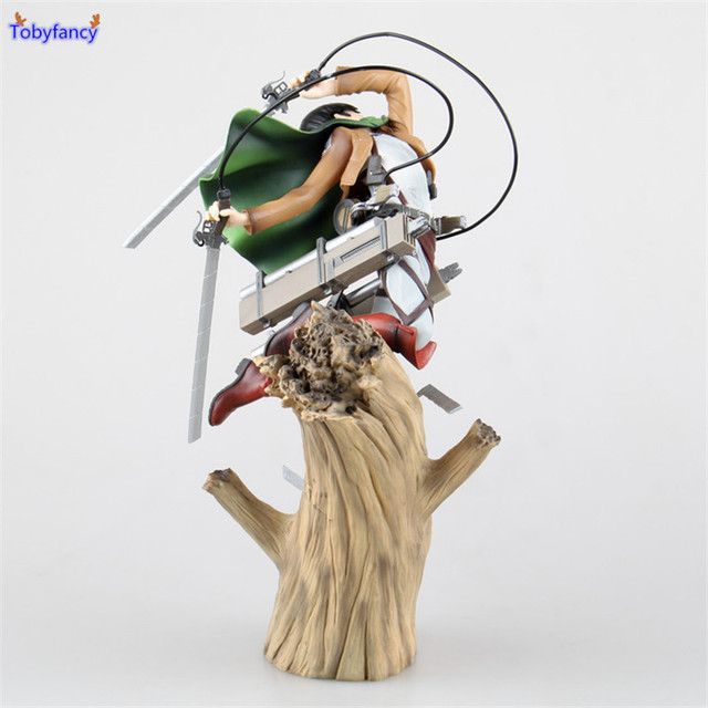 Attack on Titan Levi Rivaille 1/8 Scale Figure Toys