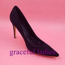 Reales Bild Frauen Sandalen Pumpe Hohen Dünnen Fersen Pumpe 2015 Party Kleid Schuhe Sexy Plus Größe Schwarz/Rot/Blau Split Auf Mode schuhe