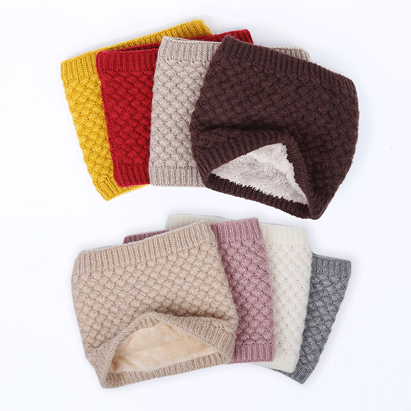 Unisex Winter Thick Scarf 5