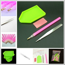 Diamond mosaic tool DIY 5D painting stitch pencil pen for square 5d diy diamond tray 10