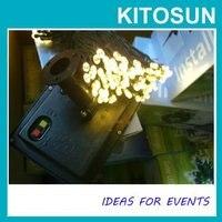 Fábrica venta al por mayor al 2 unids/lote 100 LED Solar luces de hadas de la navidad decoración Solar LED luz Solar desarrollado paisajismo iluminación