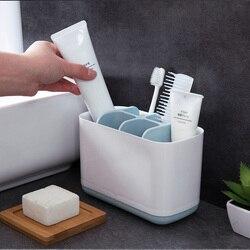 Многофункциональная электрическая зубная щетка, держатель для зубной пасты, полка для ванной комнаты, кухонная щетка для чистки мыла, стелл...