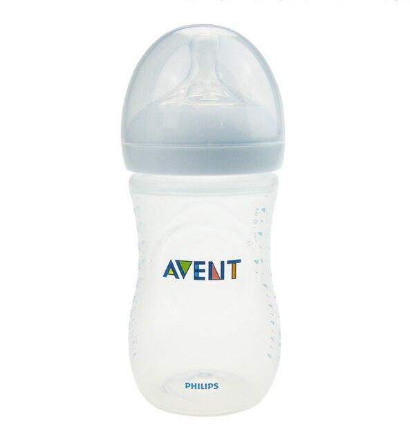 أفانت الطبيعية زجاجة تستخدم في الرضاعة أفانت زجاجات الفم واسعة 1 م +/9 أوقية 260 مللي العلامة التجارية الجديدة 1