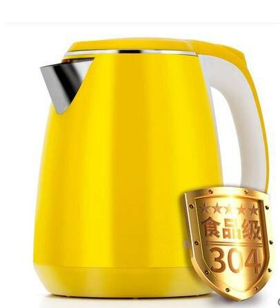 Hervidor eléctrico para el hogar, eléctrico, acero inoxidable 304, protección contra sobrecalentamiento para conservar el té hirviendo Hervidor de agua plegable de 110 V-240 V, hervidor de agua eléctrico comprimido, hervidor de agua de calidad alimentaria de silicona, Mini hervidor de aislamiento portátil