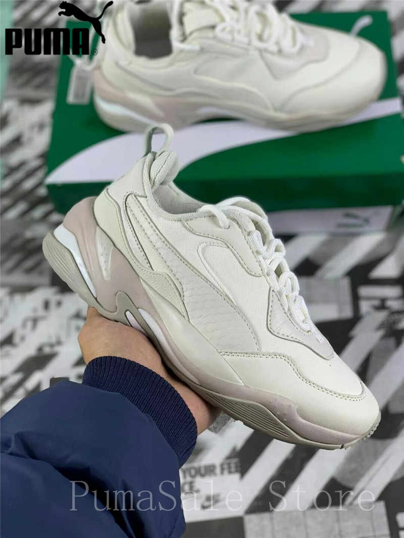 bf72833e554 Detail Feedback Questions about Puma Thunder Desert Sneakers Women Sports  Shoes 367997 03 Men Badminton Shoes Retro Dad Shoes Size 35.5 44 on  Aliexpress.com ...