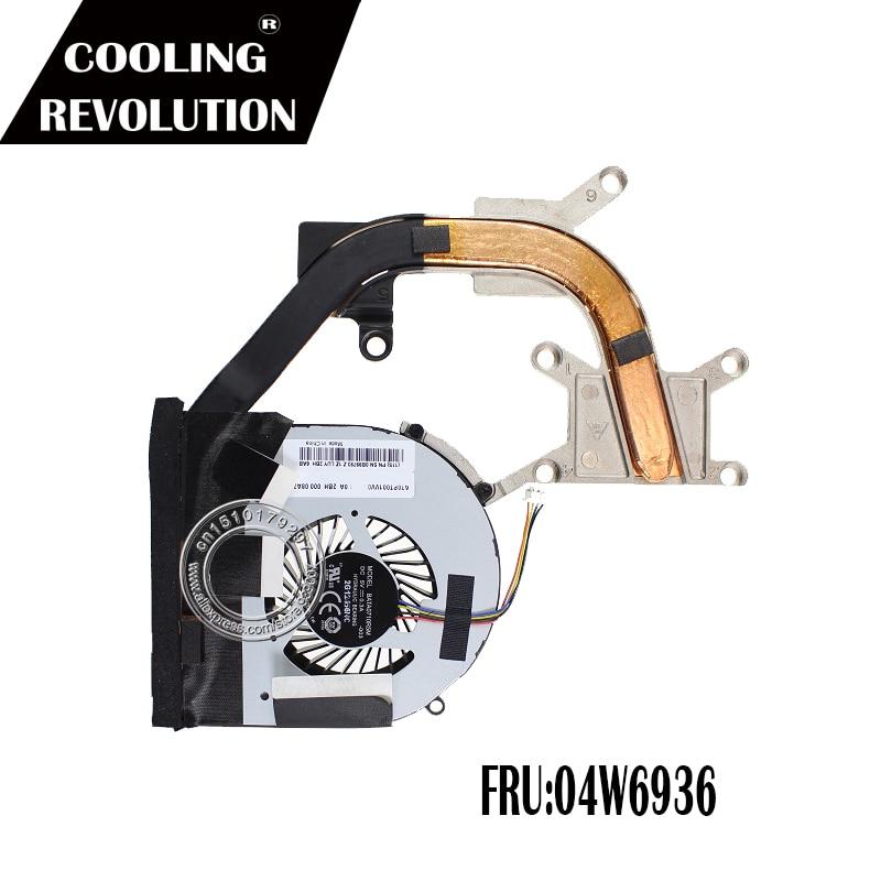 New Original For Lenovo ThinkPad S430 04W6938 0B99791 0B99789 04W6936 Heatsink Cooling Fan